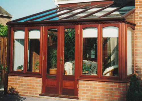 Combination Conservatory